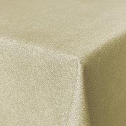 Nappe en coton revêtue - tissu de qualité...