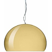 Kartell small fl/y, lampe à suspension, or