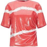 T-shirt msgm femme. rouge. 36 livraison...