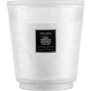 Voluspa japonic holiday bougie 5 meches spiced...