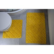 Rapport kyra tapis de bain et contour wc en...