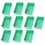 Urrndd mangeoire à oiseaux 10 pièces mangeoire...
