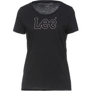 T-shirt lee femme. noir. xs livraison standard...