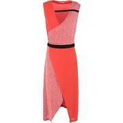 Robe aux genoux 2nd day femme. rouge. 34...