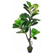 Leaf design uk pot de fleurs artificielles en...