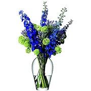 Lsa fw09 grand vase flower, hauteur 35 cm,...