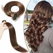 Extension cheveux naturel keratine cheveux...