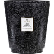Voluspa japonica bougie 5 meches moso bamboo