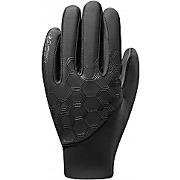 Gants lycra cuir factory noir s