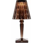 Kartell big battery, lampe de table, cola,...
