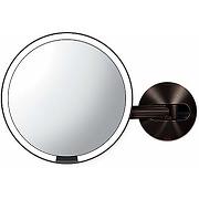 Simplehuman st3020 miroir à capteur mural,...