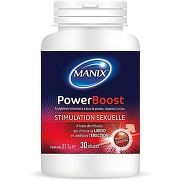 Stimulant sexuel érection power boost 30 gélules