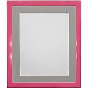 Frames by post cadre photo rose avec...