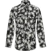 Aariosto chemise doppiaa homme. noir. 39...