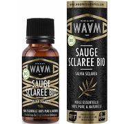 Waam huile essentiel huile essentielle de sauge...