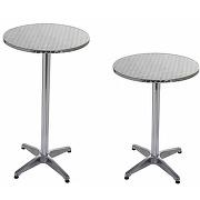 Bs11011-6 table haute de bar / réception Ø60cm,...