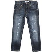 Pantalon en jean brian rush garçon. bleu. 10...