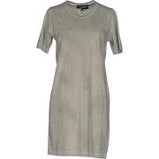 Robe courte dsquared2 femme. gris. xs livraison...