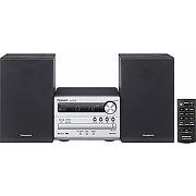 Panasonic micro hifi system sc-pm250eg-s (20...
