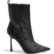 Holly black point boots bottines topshop femme....