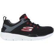 Equalizer 3.0 sneakers skechers garçon. noir....