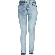 Pantalon en jean guess femme. bleu. 24w-29l...