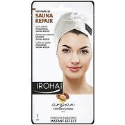 Iroha nature bonnet bonnet masque effet sauna...