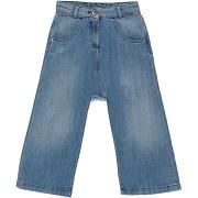 Jupe en jean patrizia pepe fille. bleu. 6...