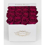 100% real roses that last a year - the perfect...