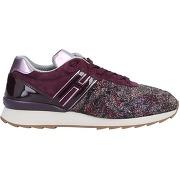 Sneakers & tennis basses hogan femme. violet...
