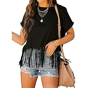 Style dome tee shirt femme manches courte ete...