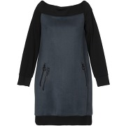 Robe courte versace jeans femme. anthracite. 44...