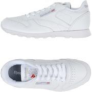 Classic leather sneakers reebok garçon. blanc....