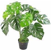 Plante artificielle en forme de feuille...
