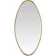Emée - miroir ovale 30x60 cm