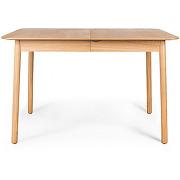 Glimps - table à manger extensible 120-162x80cm...