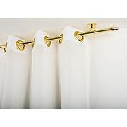Incasa tringle à rideaux: Ø 20 mm sans anneaux,...