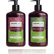 Duo hydratant à l'huile de macadamia cheveux...
