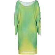 Robe courte blumarine femme. vert. 36 livraison...