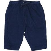 Pantalon caramel femme homme. bleu foncé. 3...