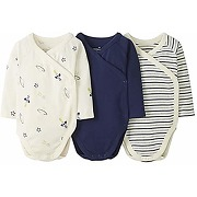Moon and back by hanna andersson 3 pack long...