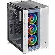 Corsair crystal 680x rgb midi tower blanc