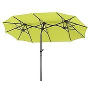 Schneider 746-78 parasol salerno rectangulaire,...