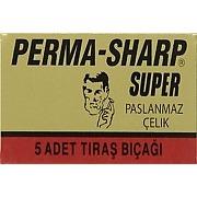 5 lames de rasage perma-sharp super - créer...