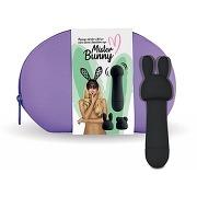 Mini vibromasseur mister bunny noir