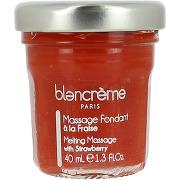 Massage fondant - fraise miel fondant de...