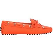 Mocassins tod's femme. orange. 35 livraison...