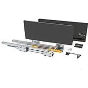 Emuca - kit système tiroir pour cuisine ou...