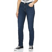 Levi's 724 high rise straight jeans, one more...