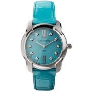 Dolce & gabbana montre dg7 34 mm - bleu